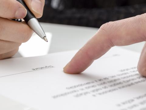 Porady prawne - Blog prawny - Umowa o pracę - Prawidłowa umowa o pracę - Umowa o pracę przykłady